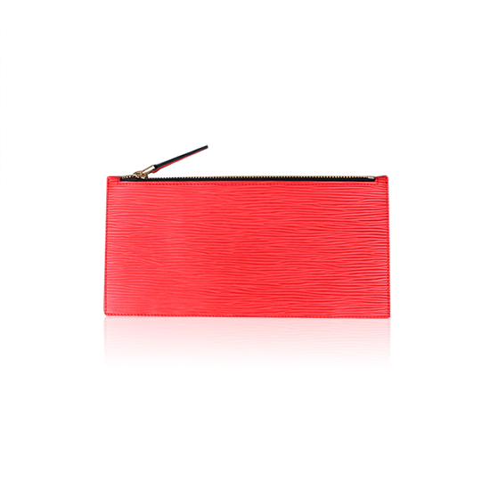[Rinashua] Eppy Mini Clutch (Red)