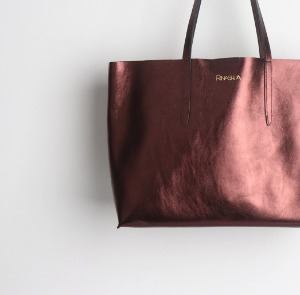 Feather Bag (Choco)