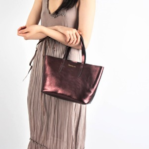 Feather Petit Bag (Choco)