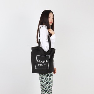 Pocket Summer Bag (Black)