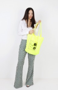 Pocket Summer Bag (Neon)