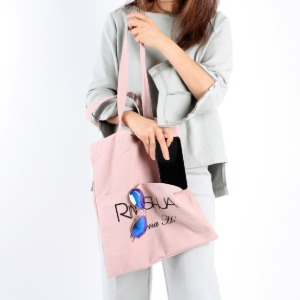 3pk Ecobag In Pink